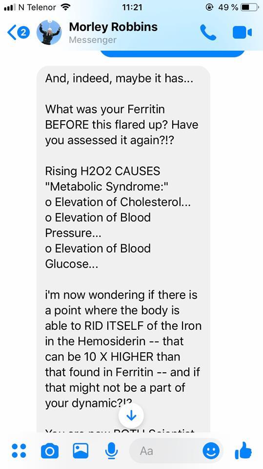 Hvor mye blod har vi i kroppen